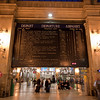 Gare du Nord in the wee hours of the morning...heading to London on train 9005.