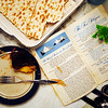 On the seder table