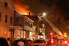 Paterson 8-10-10 : Paterson 3rd alarm at 27 & 29 Rose St. on 8-10-10.