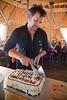 Birthday cake<br /> <br /> Photo: Tim Burton