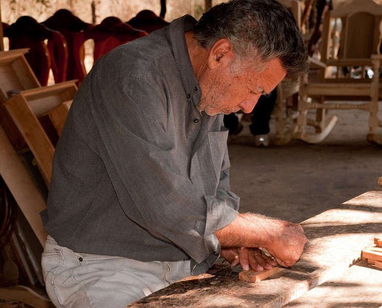Carver in Mexico