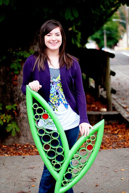 Sarah Transier {2010/2011 Kentlake High Senior}