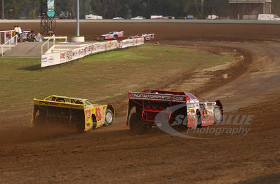 71r Rod Conley and 43a Jason Covert