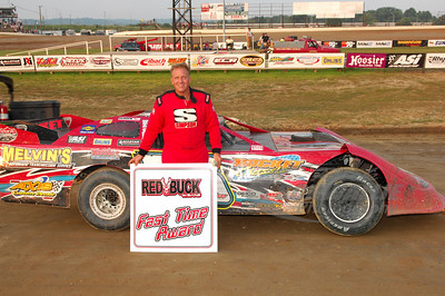 Tim Dohm won the Red Buck Cigars Fast Time Award