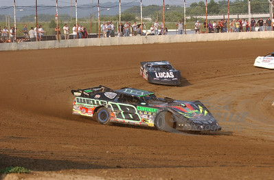18e Eric Wells and 44 Earl Pearson, Jr.
