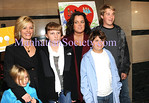 "NEW YORK-JANUARY 19:Rosie O'Donnell and family attend  Premiere of Rosie O'Donnell's new HBO Documentary film ""A FAMILY IS A FAMILY IS A FAMILY: A ROSIE O'DONNELL CELEBRATION"" on Tuesday, January 19, 2010 at HBO, 1100 Avenue of the Americas, New York City, NY (PHOTO CREDIT:  ©Manhattan Society.com 2010 by Christopher London)"