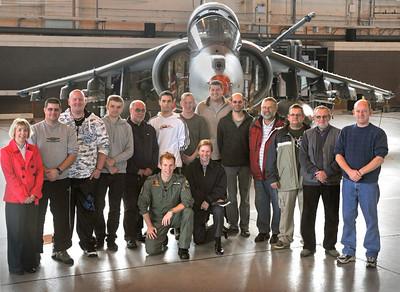 RAF Cottesmore Base Tour : 5th October