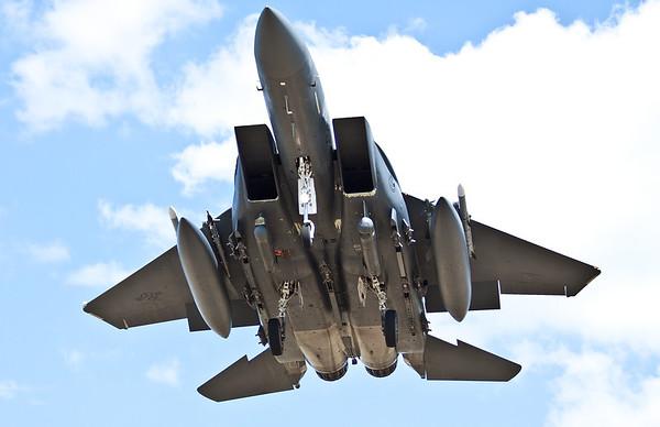 RAF Lakenheath : 21st July