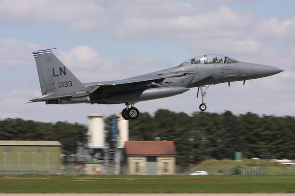 RAF Mildenhall : 6th May