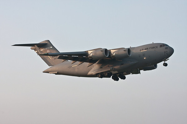 RAF Mildenhall : 9th October