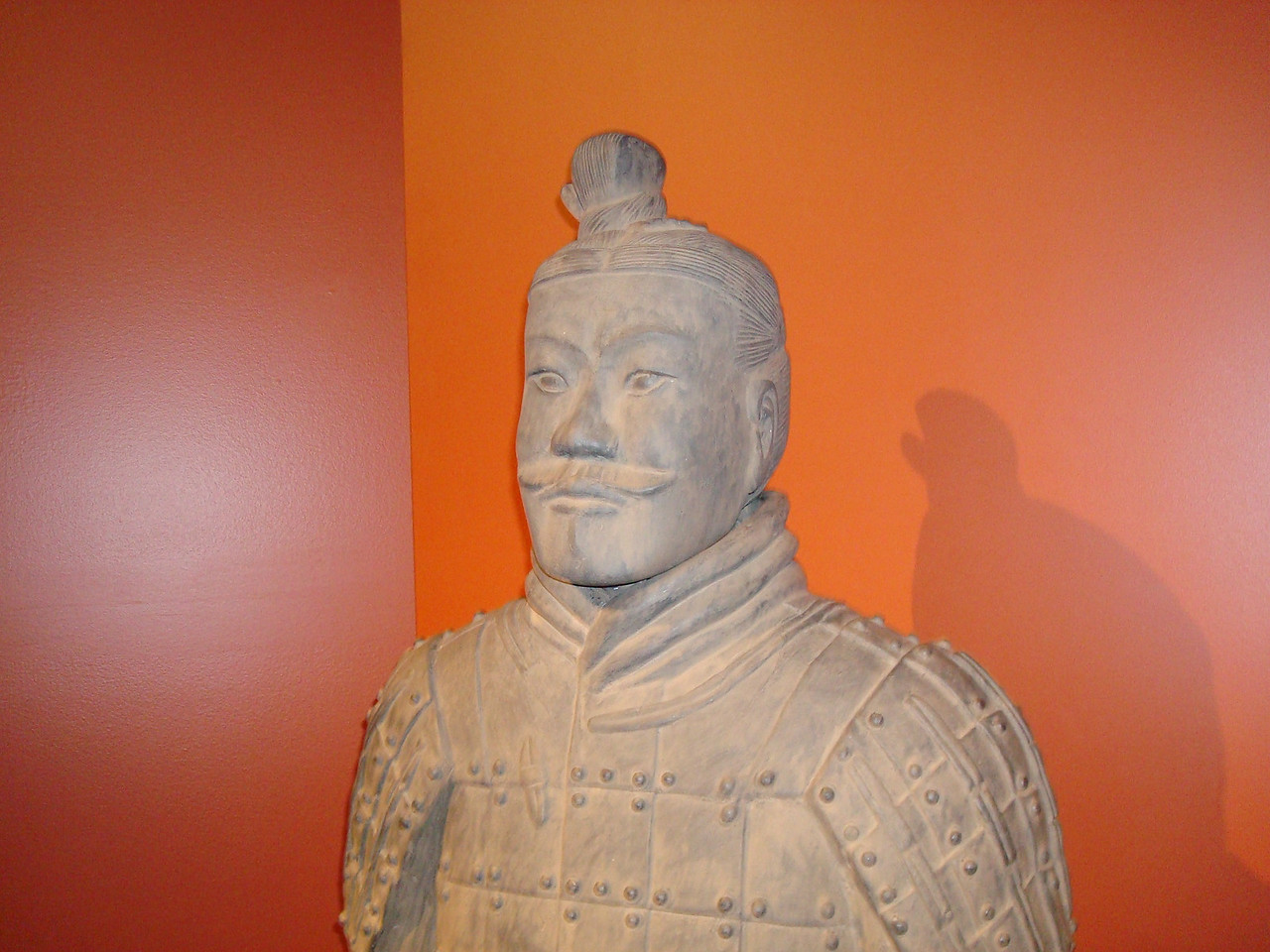 National Geographic Museum - Terra Cotta Warriors exhibit