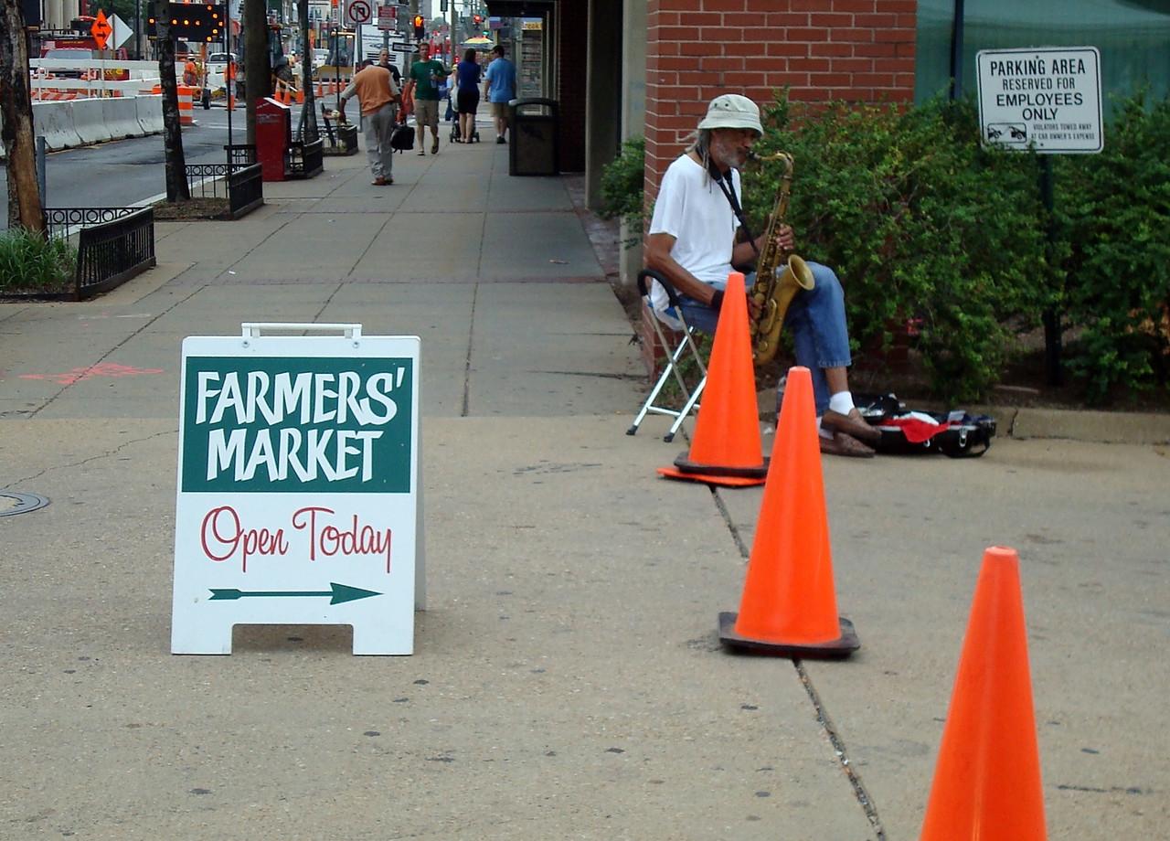 H Street Farmer's Market