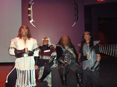 Klingon Courtiers