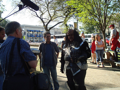 Klingon at Dupont Circle