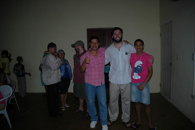 Rio Congo going away party
