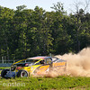 Off Road at Turn 9 at Dirt Mods<br /> <br /> ©Sam Feinstein