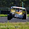 Lifting a Wheel in Turn 9 at Dirt Mods<br /> <br /> ©Sam Feinstein