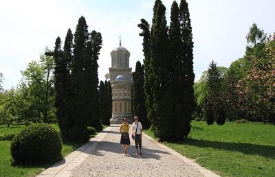 manastirea curtea d'arges