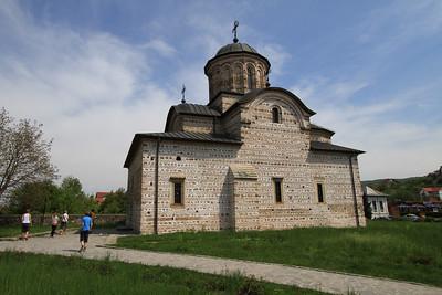 biserica domneasca in curtea d'arges