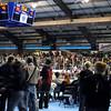 Roller Derby Crowd