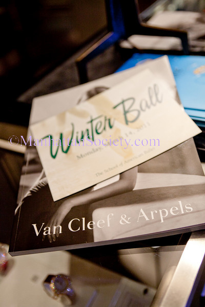 NEW YORK-NOVEMBER 8:  The School of American Ballet (SAB) Winter Ball Committee Luncheon hosted by Van Cleef & Arpels on Monday, November 8, 2010 at Van Cleef & Arpels, 744 Fifth Avenue, New York City, NY. (PHOTO CREDIT: ©Manhattan Society.com 2010 by Karen Zieff)