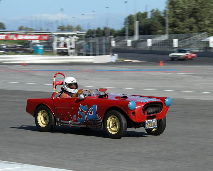 2010 Rose Cup Races - Vintage Grid 1027
