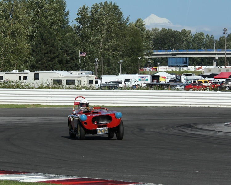 2010 Rose Cup Races - Vintage Grid 1001