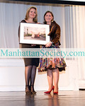Sing for Hope Board Member Renee Fleming and 2010 Sing for Hope Honoree Ann Ziff (limited edition print of Sing for Hope Street Piano by Ruggero Vanni)