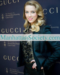 "NEW YORK-NOVEMBER 16: <a href=""http://amberheardofficial.com/""target=""_blank"">Amber Heard</a> attends The Society of Memorial Sloan Kettering Cancer Center's (MSKCC) Fall Party Hosted by the Associates Committee & GUCCI on Tuesday, November 16, 2010 at The Four Seasons Restaurant, 99 East 52nd Street (Between Park & Lex) New York City, NY. (PHOTO CREDIT: ©Manhattan Society.com 2010 by Christopher London)"