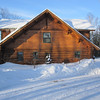 But,This was our cabin on Lake Gogebic