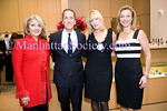NEW YORK-NOVEMBER 18:Cynthia Germanotta, Glenn McMahon, Chris Taylor, Dr. Holly Anderson attend  ST. JOHN Boutique & New York Presbyterian Hospital Host Discussion on Women's Heart Health with Dr. Holly Andersen  of the Ronald O. Perelman Heart Institute  on Thursday, November 18, 2010 at ST. JOHN Boutique at 665 Fifth Avenue, New York City, NY (PHOTO CREDIT: ©Manhattan Society.com 2010 by Christopher London)