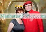 NEW YORK-SEPTEMBER 16: Caroline Manzo, Curtis Sliwa attend STOP Child Trafficking Now (SCTNOW) Event with Caroline Manzo on Thursday, September 16, 2010 at Veranda Lounge, 130 7th Ave. (at the corner of W. 10th St.), New York City, NY (PHOTO CREDIT: ©Manhattan Society.com 2010 by Christopher London)