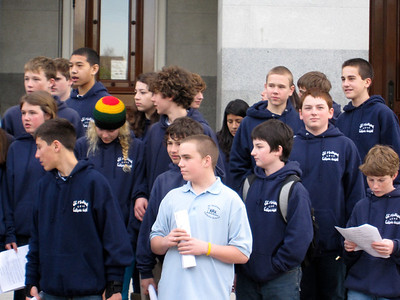 School Visit to Sacramento 2010