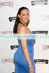 NEW YORK-JUNE 8: Andrea attends  SCORES 20th Anniversary Celebration on Tuesday, June 8, 2010,  at SCORES NEW YORK, 536 West 28th St. (between 10th & 11th Ave), New York City, NY (PHOTO CREDIT: ©Manhattan Society.com 2010 by Gregory Partanio)