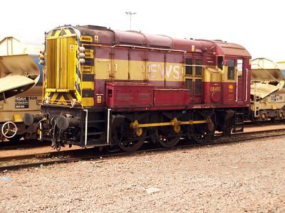 08405 at Mossend sidings.