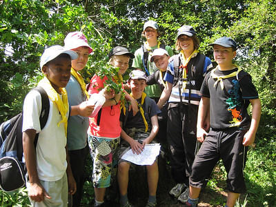 scouts summer camp 2010