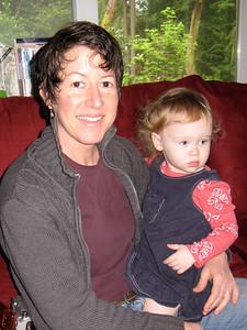 Linda and Flora