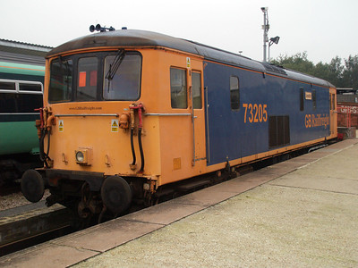 73205 at Selhurst