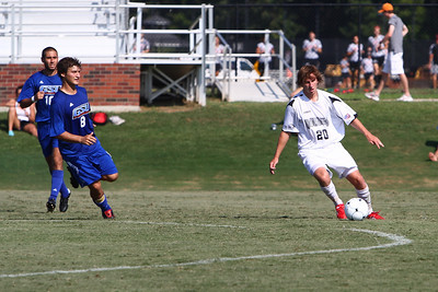Men's Soccer vs GSU; September 1, 2010
