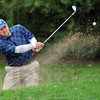 Leader: Rich Schelsky started the final round at the top of the leaderboard Sunday afternoon at Hulman Links.
