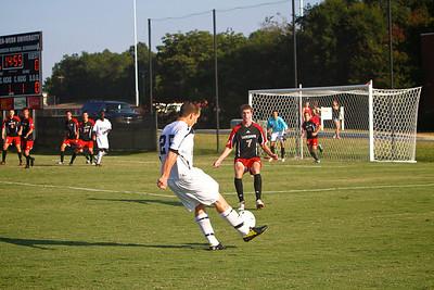 Men's Soccer v Davidson; September 18, 2010.