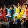 Bangra dance: Dancers participate in the Bangra Dance during the Taste of India at Hulman Center Saturday.