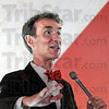 Science guy: Bill Nye appear at the Children's Museum event Saturday morning.