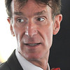 Science guy: Headshot of Bill Nye the science guy.