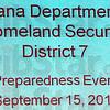 Detail: Preparedness Event.