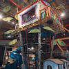 Tribune-Star/Joseph C. Garza<br /> Looking for new residents: The new Terre Haute Children's Museum features a giant tree house that is ready to be enjoyed by children of all ages.