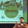 """Munchies: Kevin Roberts, known as """"the food dude"""" on the Learning Channel talks nutrition with St. Mary's of the Wood College students during lunch Tuesday afternoon."""