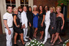 (Denver, Colorado, Sept. 2, 2010)<br /> Baltazar Solano Pineda, Paula Grey, Lisza Gulyas, Bijal Choksi, Lois Paul, Diane DeLongchamps, Gregory Sargowicki, Amy Slothower, and Tina Lovelace.  Last Chance to Wear White party, hosted by the Marquee Club, at Crú wine bar in Denver, Colorado, on Thursday, Sept. 2, 2010.<br /> STEVE PETERSON