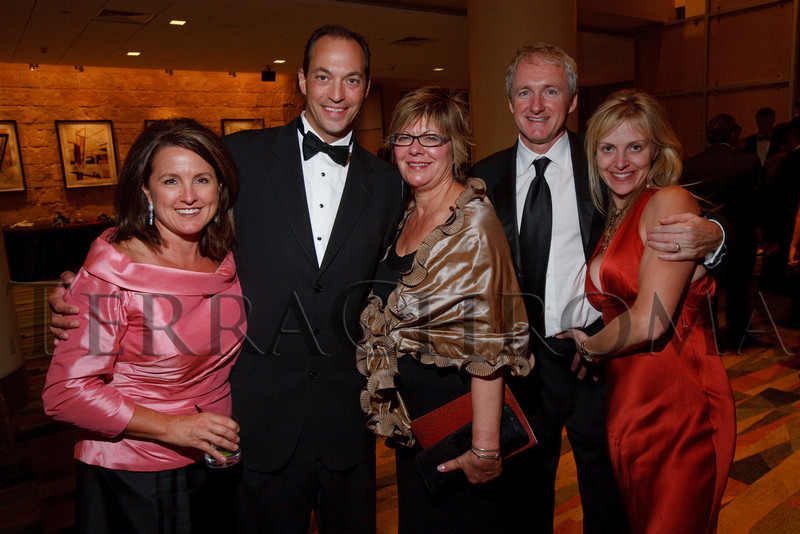 "(Denver, Colorado, Sept. 11, 2010)<br /> Cindy and Jack Parsons, Jayne Buck, and Michael and Michelle Payne.  The Children's Hospital hosts ""Gala 2010--What Matters Most"" at the Hyatt Regency Denver at the Colorado Convention Center in Denver, Colorado, on Saturday, Sept. 11, 2010.<br /> STEVE PETERSON"