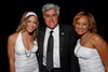 "(Denver, Colorado, Sept. 11, 2010)<br /> Sandra Grimaldi, Jay Leno, and Nicha Hilliard.  The Children's Hospital hosts ""Gala 2010--What Matters Most"" at the Hyatt Regency Denver at the Colorado Convention Center in Denver, Colorado, on Saturday, Sept. 11, 2010.<br /> STEVE PETERSON"